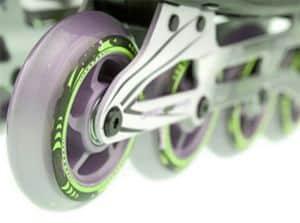 Inline-skates wielen