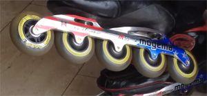 Skeeler frames met 5 wielen