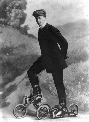 Skeelers in 1910