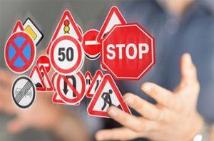 Verkeersregels voor skeeleraars