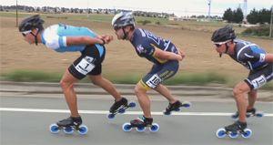 Inline-skaters