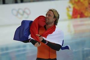 Michel Mulder Olympische Spelen 2014