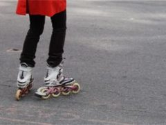 Inline-skaten valpartijen voorkomen