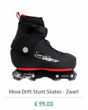Aanbieding Move Drift Stunt Skates