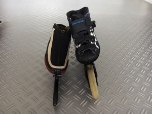 Verschillen tussen schaatsen en skeeleren