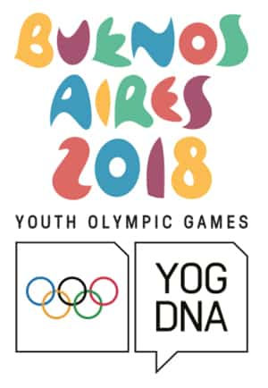 Youth Olympic Games Buenos Aires 2018 logo