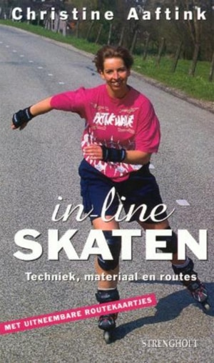 In-line skaten met Christine Aaftink