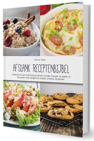 Afslank Receptenbijbel boek cover