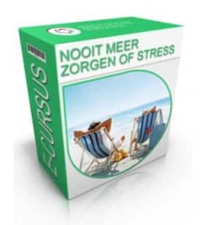 Nooit Meer Zorgen of Stress cover