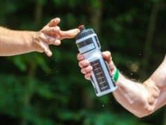 Drinken tijdens sporten