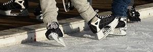 Ijshockeyschaatsen