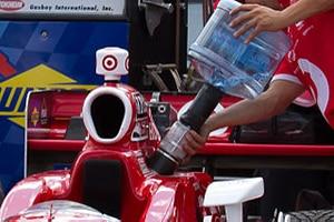 Formule 1 bijtanken