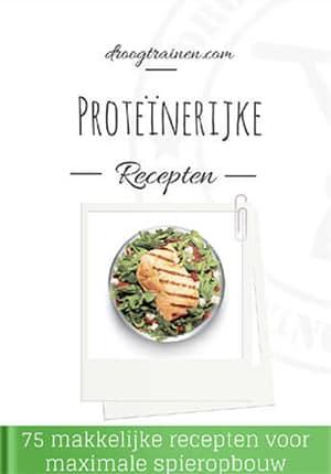 Proteïnerijke gerechten cover