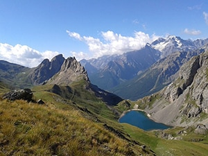 Alpen hoogtestage