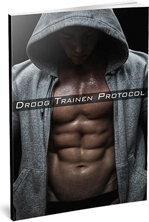 Droog Trainen Protocol Mannen cover