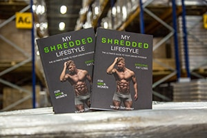 My Shredded Lifestyle cover