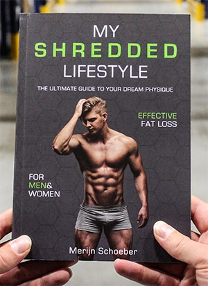 My Shredded Lifestyle van Merijn Schoeber