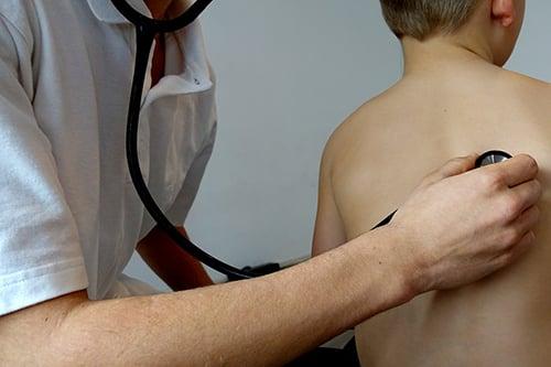 Stethoscoop hart