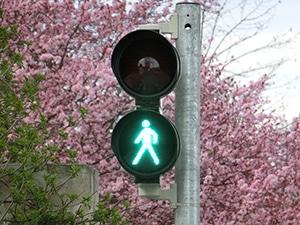 Verkeersregels skeeleren