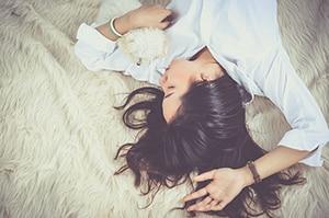 Afvallen tijdens je slaap