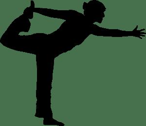 Balanceren op één been