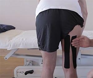 Hamstringblessure laten behandelen door een fysiotherapeut
