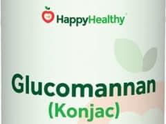 Glucomannan dieetpil van Oscar Helm potje