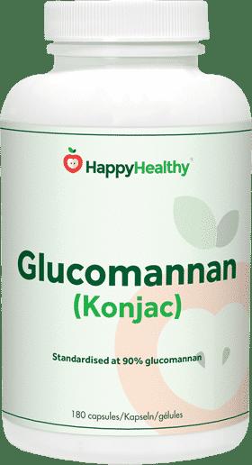 Glucomannan HappyHealthy supplement