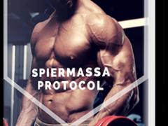Spiermassa Protocol voor Mannen cover