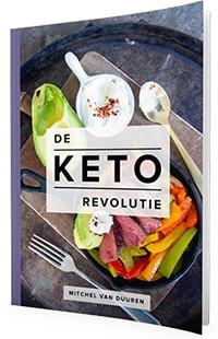Keto Revolutie boek cover