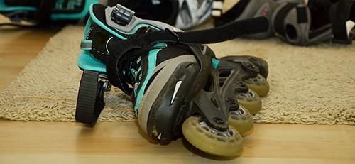 Skeeler wielen vervangen