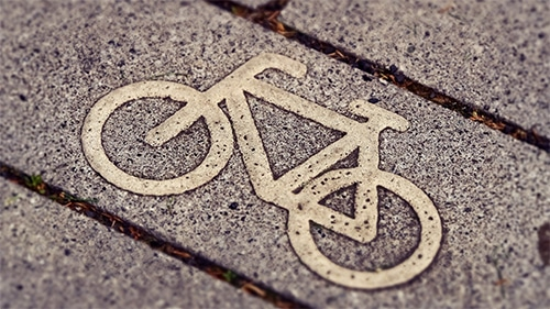 Afvallen met wielrennen