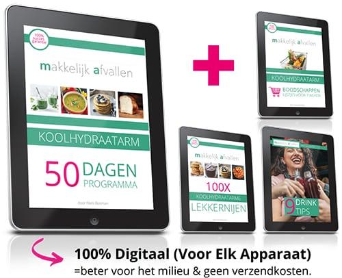 Koolhydraatarm 50 Dagen Programma Review