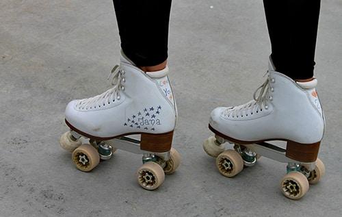 Rolschaatsen vs. skeeleren