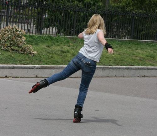 Skeeleren / inline-skaten terwijl je zwanger bent